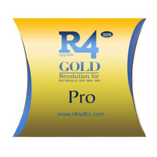 R4i Gold Pro card for all NDS consoles